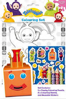 Teletubbies colouring set (Code 3149)